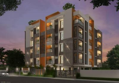 Gallery Cover Image of 2200 Sq.ft 4 BHK Apartment for buy in India Builders Celesta, Park Town for 39000000