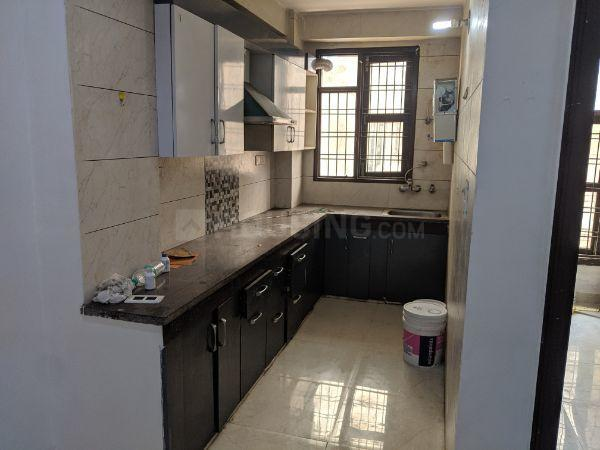 Kitchen Image of 725 Sq.ft 2 BHK Apartment for rent in Mahavir Enclave for 15000