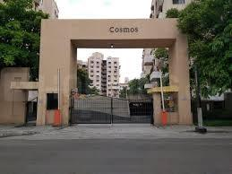 Gallery Cover Image of 1100 Sq.ft 2 BHK Apartment for rent in Cosmos Prime, Magarpatta City for 18000