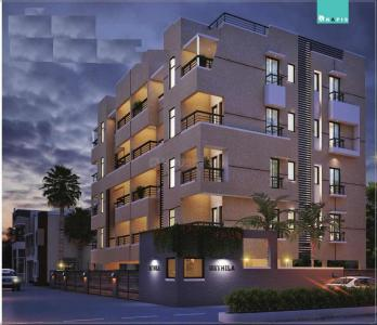 Gallery Cover Image of 1673 Sq.ft 3 BHK Apartment for buy in Mithila, Ghatikia for 6492100
