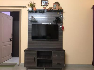 Gallery Cover Image of 876 Sq.ft 2 BHK Apartment for buy in Trinity towers, Bowenpally for 3800000