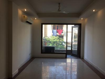 Gallery Cover Image of 1872 Sq.ft 3 BHK Independent Floor for rent in Greater Kailash I for 60000