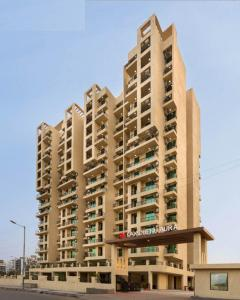 Gallery Cover Image of 1100 Sq.ft 2 BHK Apartment for rent in Kamdhenu Lifespaces Aura, Taloje for 13000