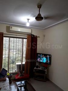 Gallery Cover Image of 600 Sq.ft 1 BHK Apartment for rent in Bhoomi Hills, Kandivali East for 21000