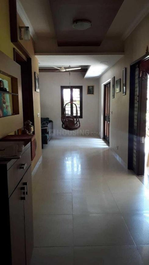 Living Room Image of 3150 Sq.ft 4 BHK Independent House for rent in Shilaj for 90000