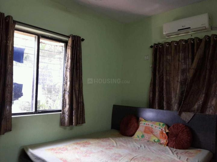 Bedroom Image of 1260 Sq.ft 2 BHK Apartment for rent in Ghansoli for 37000