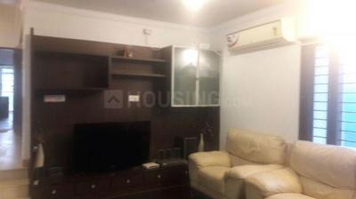 Gallery Cover Image of 1600 Sq.ft 3 BHK Apartment for rent in Indira Nagar for 45000