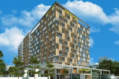 Gallery Cover Image of 150 Sq.ft 1 RK Apartment for buy in Nanakram Guda for 1800000