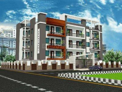 Gallery Cover Image of 900 Sq.ft 2 BHK Apartment for buy in Dayal Bagh for 4200000
