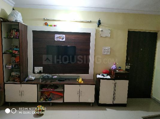 Living Room Image of 1000 Sq.ft 2 BHK Apartment for rent in Bhandup West for 35000