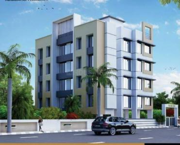 Gallery Cover Image of 445 Sq.ft 1 BHK Apartment for buy in Tembhode for 1717000