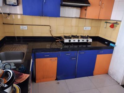 Kitchen Image of Kumar Sophronia Society, Kalyani Nagar in Kalyani Nagar