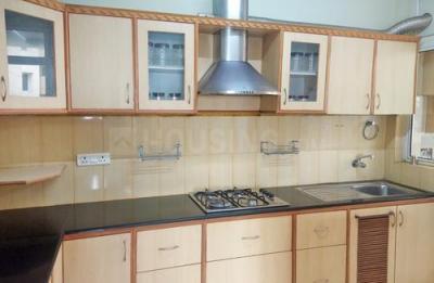 Kitchen Image of Knight Bridge Apartment, A-808 in Marathahalli