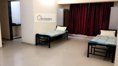 Hall Image of Homestay in Andheri West