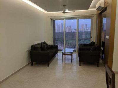 Gallery Cover Image of 1300 Sq.ft 3 BHK Apartment for rent in Raheja Ridgewood, Goregaon East for 75000