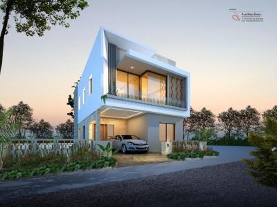 Gallery Cover Image of 2370 Sq.ft 3 BHK Villa for buy in Pragathi Nagar for 14800000