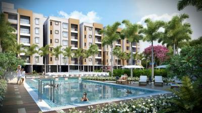 Gallery Cover Image of 1230 Sq.ft 2 BHK Apartment for buy in Bharath East View Paradise, Revenue Colony for 3900000