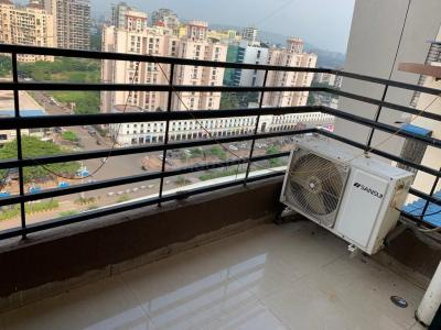 Gallery Cover Image of 1095 Sq.ft 2 BHK Apartment for rent in Kharghar for 28500