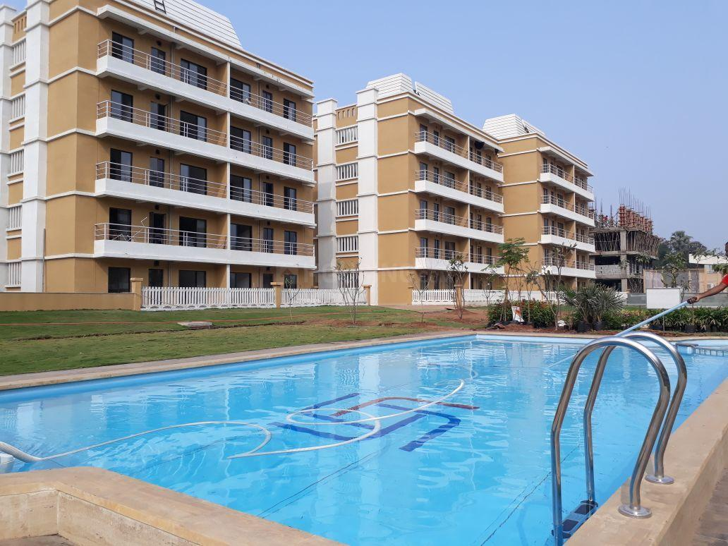 Swimming Pool Image of 731 Sq.ft 2 BHK Apartment for buy in Neral for 3100000