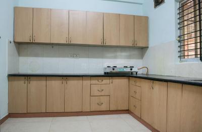 Kitchen Image of S 02 S V Pride Apartments in Kaggadasapura