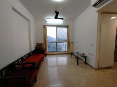 Gallery Cover Image of 550 Sq.ft 1 BHK Apartment for rent in Powai for 60000