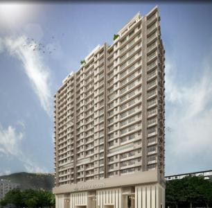 Gallery Cover Image of 699 Sq.ft 1 BHK Apartment for buy in Ashray Jaswanti Woods, Mulund West for 11239349