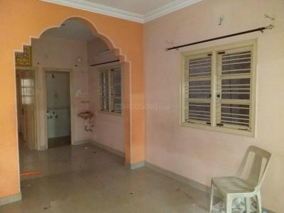 Gallery Cover Image of 800 Sq.ft 2 BHK Independent Floor for rent in Rajajinagar for 18000