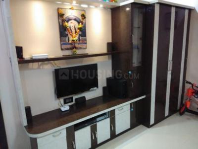 Gallery Cover Image of 650 Sq.ft 1 BHK Apartment for buy in Om Plaza, Kopar Khairane for 6950000
