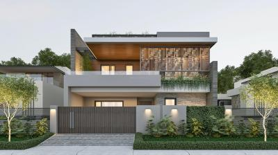 Gallery Cover Image of 2300 Sq.ft 3 BHK Villa for buy in Bomana Kunta for 13800000