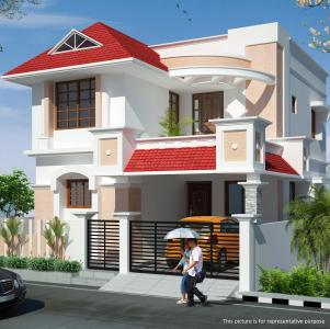 Gallery Cover Image of 1250 Sq.ft 2 BHK Villa for buy in Iyyappanthangal for 7500000