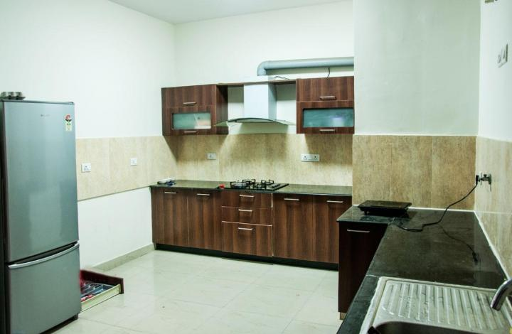 Kitchen Image of PG 4642170 Whitefield in Whitefield