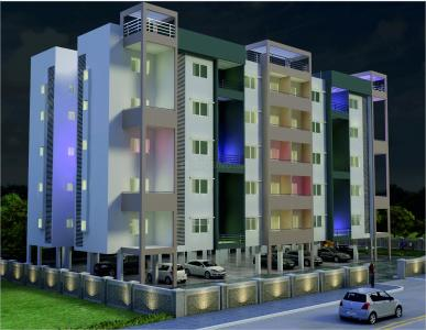 Gallery Cover Image of 987 Sq.ft 2 BHK Apartment for buy in Iwale Nagar for 4450000