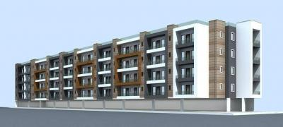 Gallery Cover Image of 1150 Sq.ft 3 BHK Apartment for buy in Sagar Home, Sector 14 for 7800000