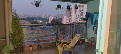 Balcony Image of No Name, Just Need A Flatmate in Balewadi