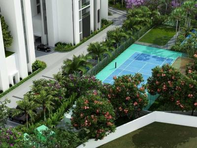 Gallery Cover Image of 1530 Sq.ft 3 BHK Apartment for buy in Casagrand Crescendo, Ambattur Industrial Estate for 8262000
