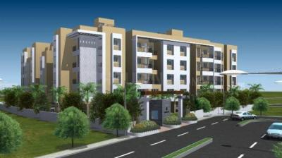 Gallery Cover Image of 860 Sq.ft 2 BHK Apartment for buy in Tharapakkam for 5000000