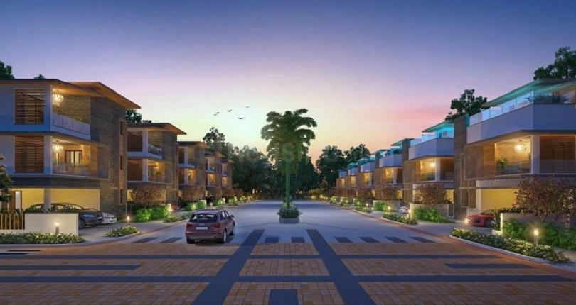 Building Image of 5116 Sq.ft 4 BHK Villa for buy in Bandlaguda Jagir for 35300400