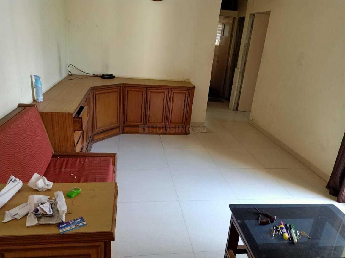 Living Room Image of 650 Sq.ft 1 BHK Apartment for rent in Kharghar for 17000
