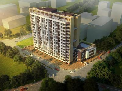 Gallery Cover Image of 630 Sq.ft 1 BHK Apartment for buy in Kalyan East for 4725000