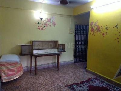 Gallery Cover Image of 400 Sq.ft 1 RK Apartment for rent in Ganpati Villa, Thane West for 12000