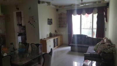 Gallery Cover Image of 1000 Sq.ft 2 BHK Apartment for rent in Sheth Corp Vasant Lawns, Thane West for 40000
