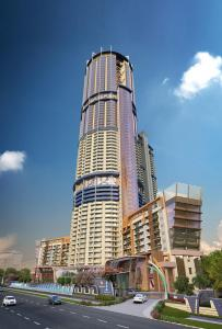 Gallery Cover Image of 545 Sq.ft 1 RK Apartment for buy in Supertech North Eye, Sector 74 for 5100000