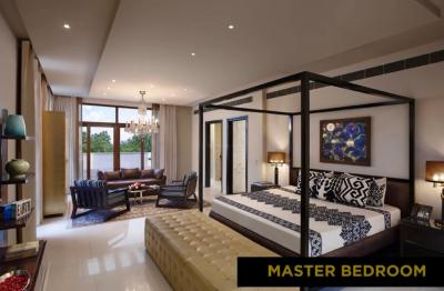 Gallery Cover Image of 10000 Sq.ft 4 BHK Villa for buy in SS Hibiscus New Villas, Sector 50 for 85000000