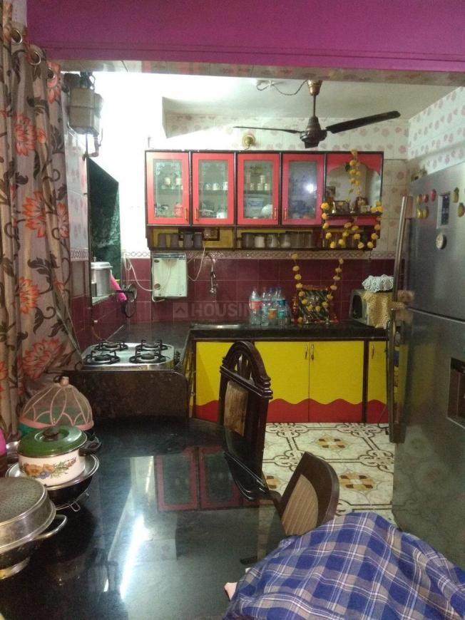 Kitchen Image of 1500 Sq.ft 2 BHK Independent Floor for buy in Kopar Khairane for 18000000