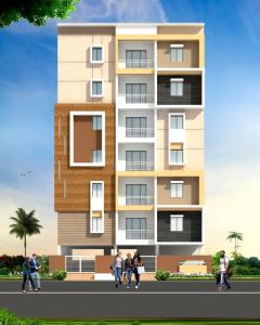 Gallery Cover Image of 1416 Sq.ft 3 BHK Apartment for buy in Bachupally for 4950000