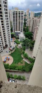 Gallery Cover Image of 770 Sq.ft 2 BHK Apartment for buy in Runwal Pearl Apartments, Thane West for 8800000