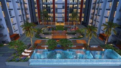 Gallery Cover Image of 1035 Sq.ft 2 BHK Apartment for buy in Thergaon for 6550000
