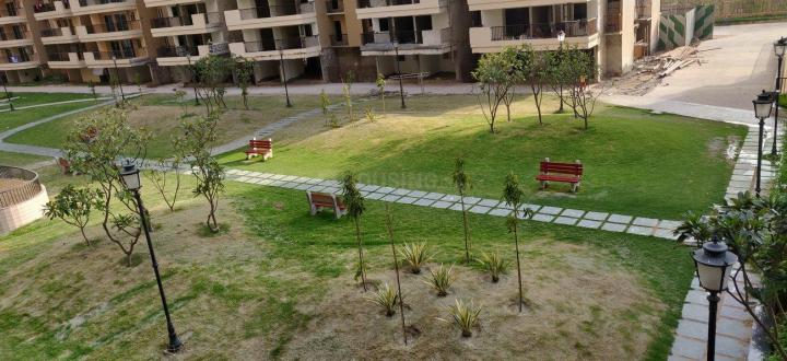 Living Room One Image of 1040 Sq.ft 2 BHK Apartment for rent in Omicron I Greater Noida for 8000