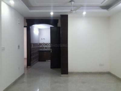 Gallery Cover Image of 1000 Sq.ft 3 BHK Independent Floor for buy in Sheikh Sarai for 6000000