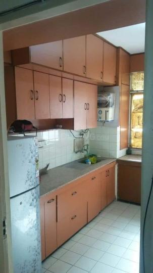 चौहान पीजी इन सेक्टर 53 के किचन की तस्वीर